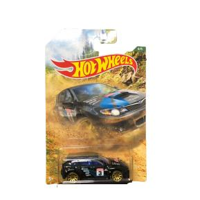 Hot Wheels 2019 Backroad Rally Series Subaru WRX STI 6/6 (GDG44)