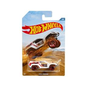 Hot Wheels 2019 Backroad Rally Series Dune Crusher 1/6 (GDG44)