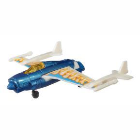 Mattel Hot Wheels Αεροπλανάκι Duel Tail GBF05