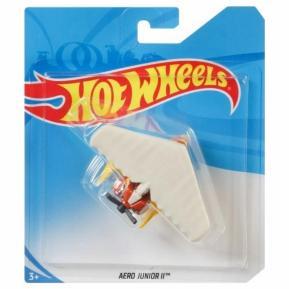 Mattel Hot Wheels Αεροπλανάκι Aero Junior II
