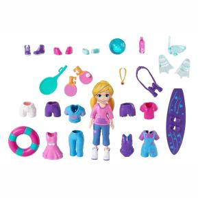 Mattel Polly Pocket™ Awesomely Active Pack