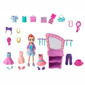 Mattel Polly Pocket™ Fiercely Fab Studio™ Pack