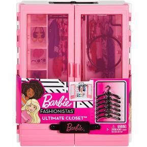 Mattel Barbie Ντουλάπα (GBK11)