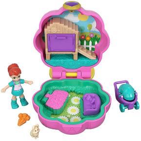 Polly Pocket Mini Σετ Κήπος (FRY29)