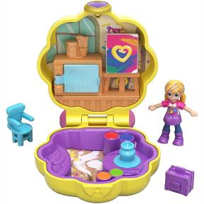 Mattel Polly Pocket Mini Σετ Awesome Art Studio (FRY29)