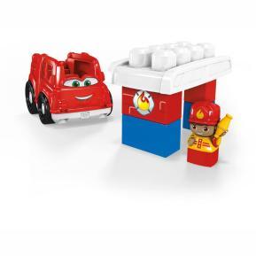 Fisher Price Mega Bloks Πυροσβεστικό Όχημα (GCX09)