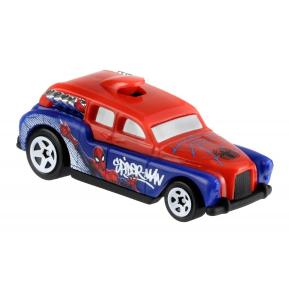 Mattel Hot Wheels Αυτοκινητάκια Spiderman Cockney Cab II (FKF66)