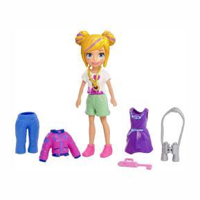 Mattel Polly Pocket - Polly New York Fashion Pack (GDM01)