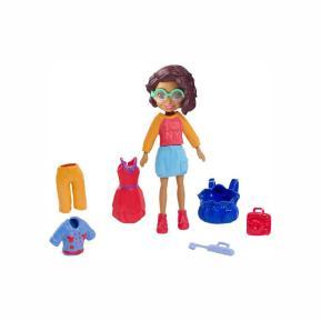 Mattel Polly Pocket - Shani NYC Style Pack (GDM01)