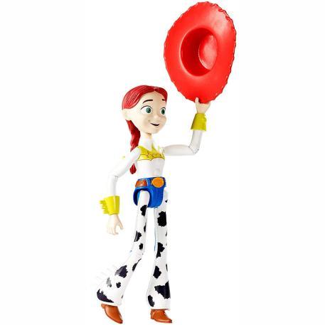 Toy Story 4 Φιγούρα Jessie 18εκ-1