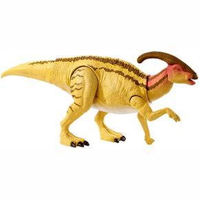 Jurassic World Deluxe Φιγούρα Δεινόσαυρου με Σπαστά Μέλη - Parasaurolophus (GDT38)