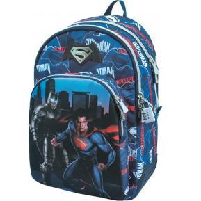 Τσάντα Δημοτικού Πολυθεσιακή Batman vs Superman 273046