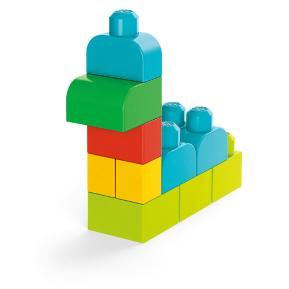 Fisher Price Mega Bloks Πύργος με τουβλάκια 100τμχ. GFG21