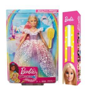 Λαμπάδα Mattel Barbie Λαμπερή Πριγκίπισσα