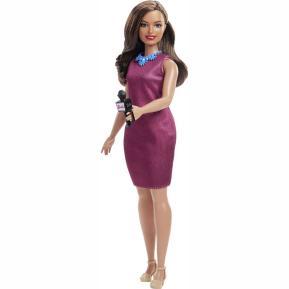 Barbie 60 Χρόνια Barbie - Δημοσιογράφος (GFX27)