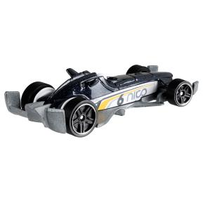Mattel Hot Wheels Αυτοκινητάκια Nico Rosberg F-Racer 1/3