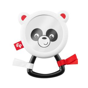Fisher-Price Peek And Play Panda Mirror Ζωάκια Σαφάρι - Πάντα (GGF02)