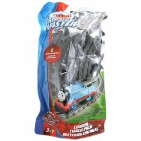 Fisher Price Thomas The Train - Ράγες Επέκτασης Στροφές