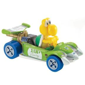 Mattel Hot Wheels Super Mario Kart Αυτοκινητάκι Donkey Koopa Troopa Circuit Special