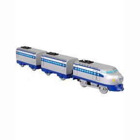 Fisher Price Thomas The Train - Μηχανοκίνητα Τρένα Με 2 Βαγόνια Kenji  BMK93