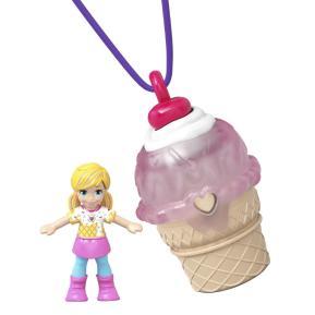Mattel Polly Pocket Mini - Mini Αξεσουάρ με κούκλα (GHL06)