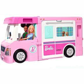Mattel Barbie® Τροχόσπιτο 3 σε 1 (GHL93)