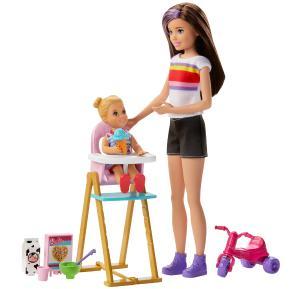 Barbie Babysitters - Ώρα Για Φαγητό