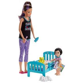 Barbie Babysitters - Ώρα για Ύπνο