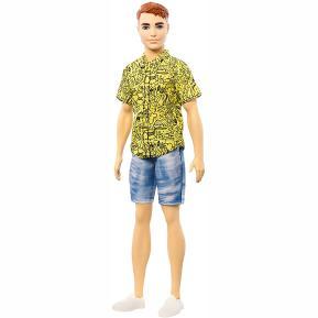 Mattel Ken Fashionistas No139 (DWK44)