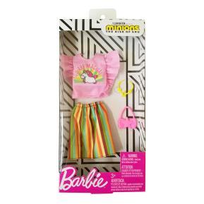 Barbie Ρούχα - Διάσημες Μόδες Minions (FYW81)
