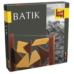 Kaissa Gigamic Batik Game (GIG06)