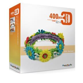 Magic Nuudles 400 τμχ Biodegradable Building Blocks