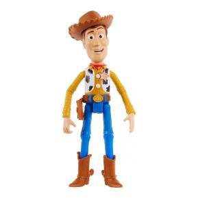 Toy Story 4 Φιγούρα 18cm που Μιλάει Αγγλικά Woody (GDP80)
