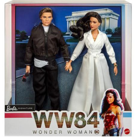 Mattel Barbie Συλλεκτική - Wonder Woman 1984 Giftset-1