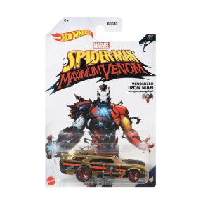 Mattel Hot Wheels Marvel Spider-Man Venomized Groot Jack Hammer