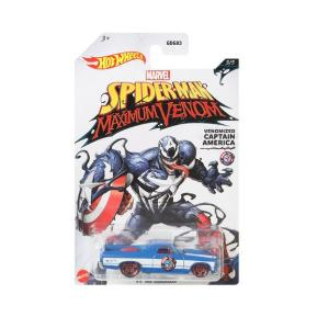 Mattel Hot Wheels Marvel Spider-Man Venomized Groot '71 El Camino