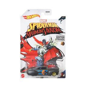 Mattel Hot Wheels Marvel Spider-Man Venomized Groot Tail Dragger