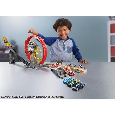 Mattel Cars Πιστά Xrs Rocket (GJW44)-1