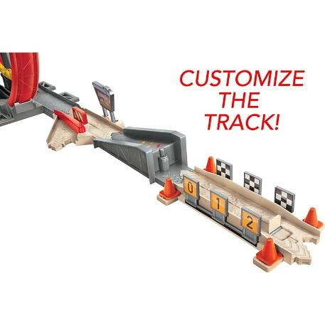 Mattel Cars Πιστά Xrs Rocket (GJW44)-2