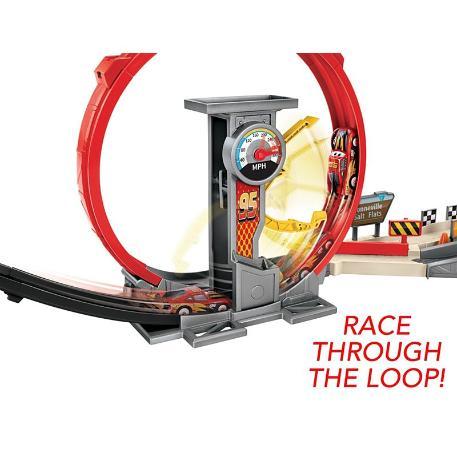 Mattel Cars Πιστά Xrs Rocket (GJW44)-3