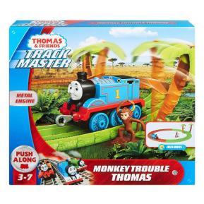 Fisher Price Thomas The Train - Περιπέτεια στην Αφρική (GJX83)