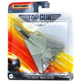 Mattel Matchbox Skybusters Planes Maverick - F-14 TOMCAT
