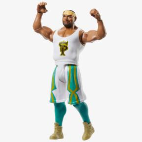 Mattel WWE Deluxe Φιγούρα 17 cm Angelo Dawkins (GDF62)