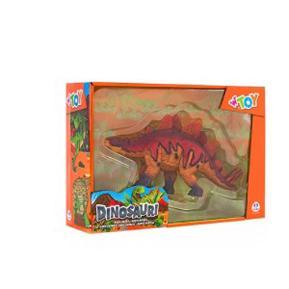 Δεινόσαυρος κοκκινος - πορτοκαλί