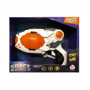 Globo Wtoy Space Gun με φως & ήχο 15cm