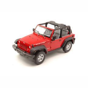 Globo Welly D-Cast Car 1:24 2007 Jeep Wrangler (38987)