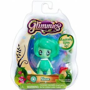 Glimmies Friends Κούκλα Nova (GLM00110)