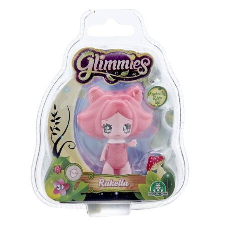 Glimmies Friends Κούκλα Rakella (GLM00110)-0