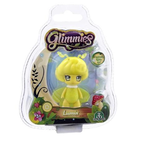 Glimmies Friends Κούκλα Lumix (GLM00110)-0