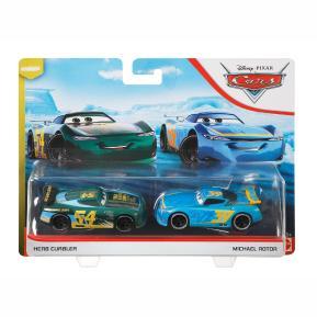 Mattel Cars Αυτοκινητάκια - Herb Curbler & Michael Rotor